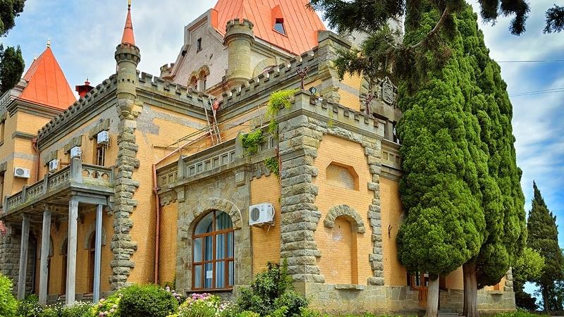 Экскурсия во дворец княгини Гагариной