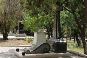 Экскурсия на Братское кладбище
