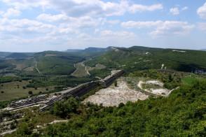 экскурсии по пещерным городам, Крым
