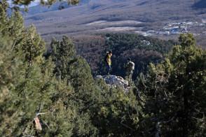 поход в Черноречинский каньон